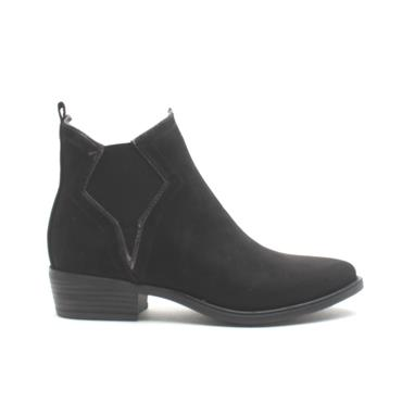 SOLIVER ANKLE BOOT 25336 - Black
