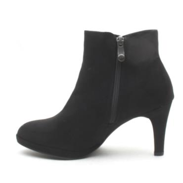 MARCO TOZZI 25342 ANKLE BOOT - Black