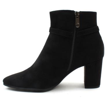 MARCO TOZZI 25349 ANKLE BOOT - Black