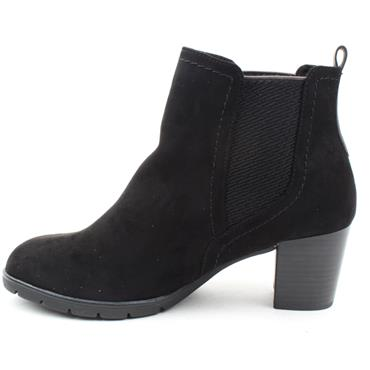 MARCO TOZZI 25355 ANKLE BOOT - Black