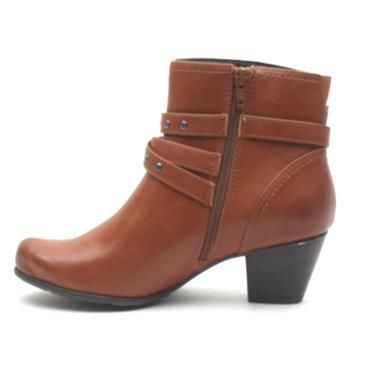 JANA 25362  ANKLE BOOT - Tan