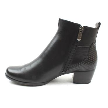 MARCO TOZZI 25369 ANKLE BOOT - Black