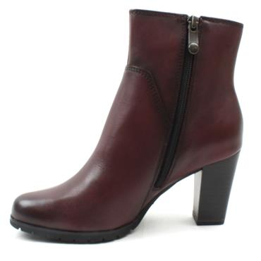 M TOZZI 25372MT BOOT - BURGUNDY