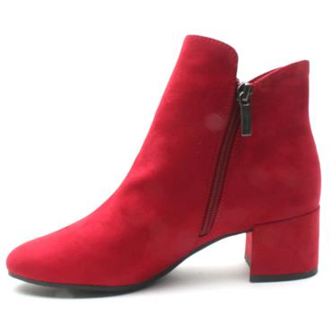 TAMARIS 25372 ANKLE BOOT - RED