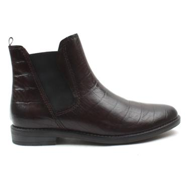 MARCO TOZZI 25376 BOOT - BURGUNDY