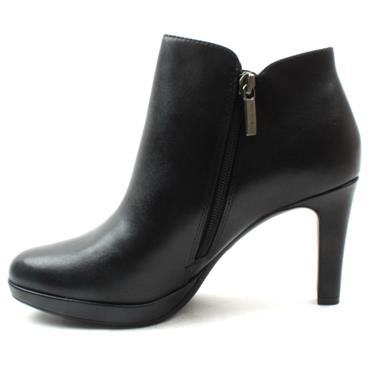 TAMARIS 25386 ANKLE BOOT - Black