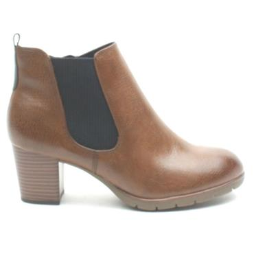 MARCO TOZZI 25395 ANKLE BOOT - Tan