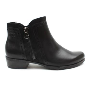 CAPRICE ANKLE 25403 BOOT - Black