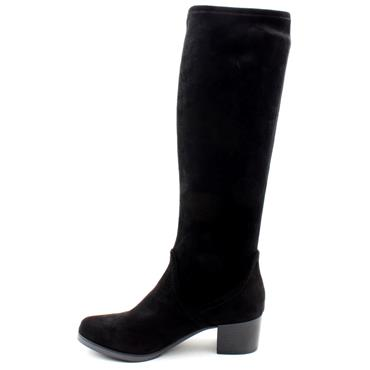 CAPRICE 25506 STRETCH BOOT - Black