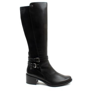 CAPRICE 25507 KNEE HIGH BOOT - Black