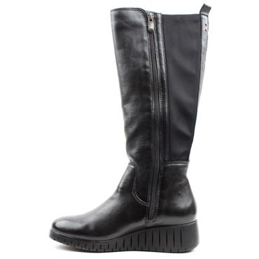 MARCO TOZZI 25614 KNEE HIGH BOOT - Black