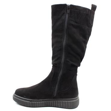 JANA 25660 KNEE HIGH BOOT - Black
