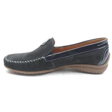 GABOR 26090 LOAFER SHOE - NAVY