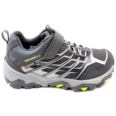 MERRELL 264178 VELCRO SHOE - GREY