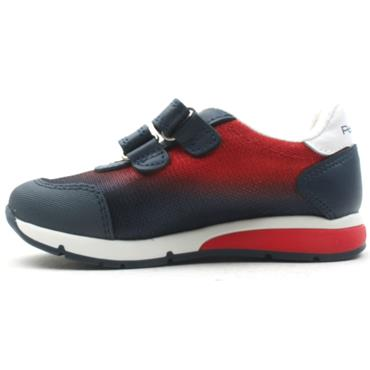 PABLOSKY 275321 JUNIOR RUNNER - NAVY/RED