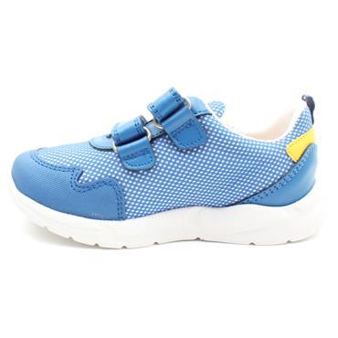 PABLOSKY 285740 VELCRO JUNIOR SHOE - BLUE
