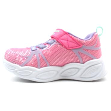 SKECHERS 302042 JUNIOR RUNNER - PINK MULTI