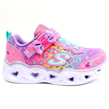 SKECHERS 302088N JUNIOR RUNNER - PINK