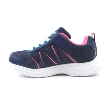 SKECHERSS 302302L JUNIOR RUNNER - NAVY