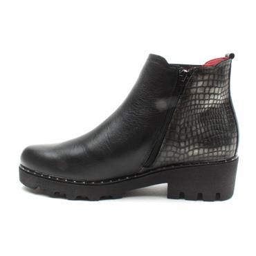 JOSE SAENZ FLAT BOOT 3051LC - Black