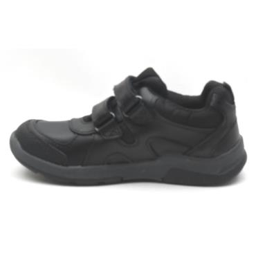 LURCHI 30728 VELCRO SHOE - Black
