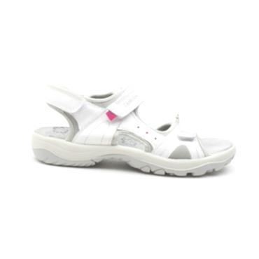 IMAC 309630 VELCRO SANDAL - WHITE