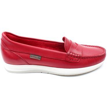 PITILLOS 3220 FLAT SHOE - RED