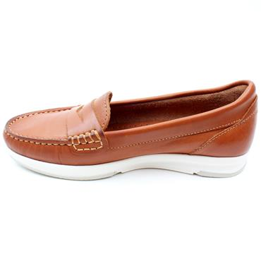 PITILLOS 3220 FLAT SHOE - TAN