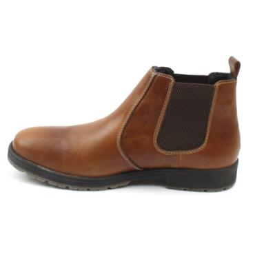 RIEKER GUSSET BOOT 33353 - TAN