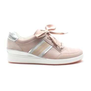 ARA 33354 LACED SHOE - TAUPE