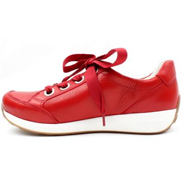 JENNY 34587 LACED SHOE - RED