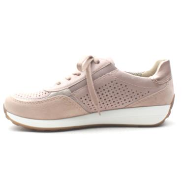 ARA 34591 LACED SHOE - TAUPE