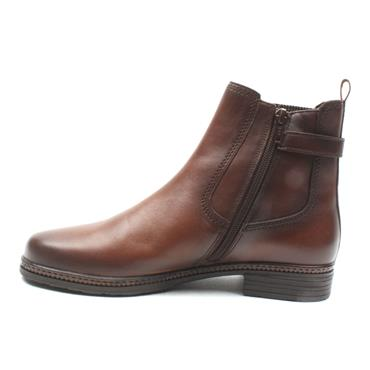 GABOR 34670 LOW ANKLE BOOT - Tan