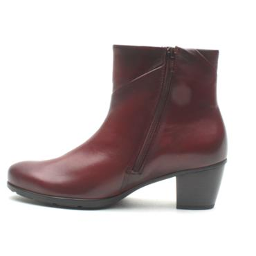 GABOR 35521 ANKLE BOOT - RED