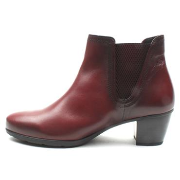 GABOR 35524 ANKLE BOOT - RED