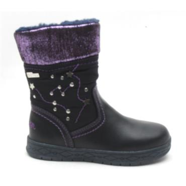 SOLIVER 36604 KIDS BOOT - NAVY MULTI