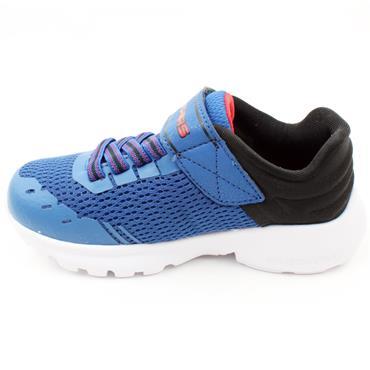 SKECHERS 403781L FLEX JUNIOR RUNNER - BLUE