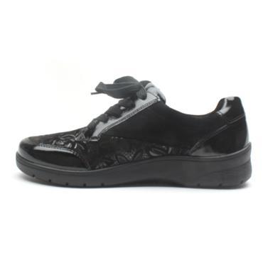ARA 41020 LACED SHOE - Black