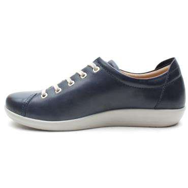 ATRAI LACED SHOE 4155 - BLUE
