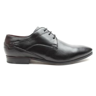 BUGATTI 42017 LACED DRESS SHOE - Black