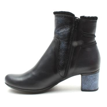 JOSE SAENZ ANKLE BOOT 4254 - NAVY