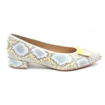 ARA 43017 SHOE - YELLOW