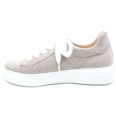 GABOR 43311 LACED SHOE - TAUPE