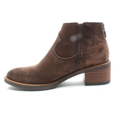 ALPE 4392 WESTERN BOOT - BROWN