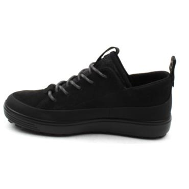 ECCO 450363 ZIP SHOE - Black