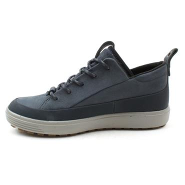 ECCO 450363 ZIP SHOE - NAVY