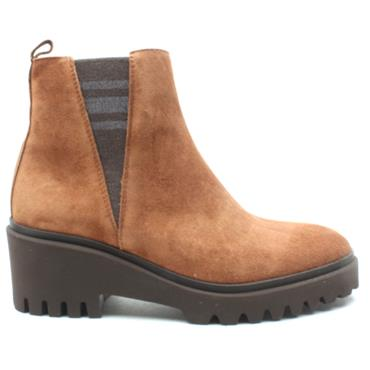 ALPE 4507 SLIP ON BOOT - Tan