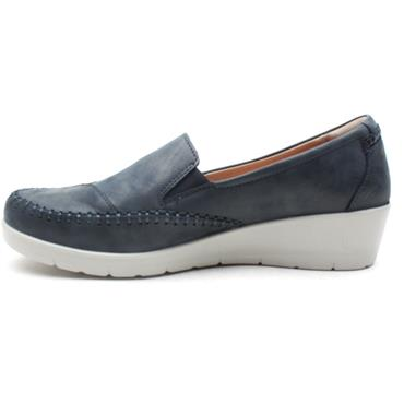 ATRAI 4510 SLIP ON SHOE - NAVY