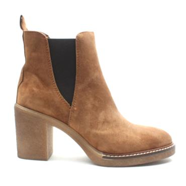 ALPE 4512 SLIP ON BOOT - TAN