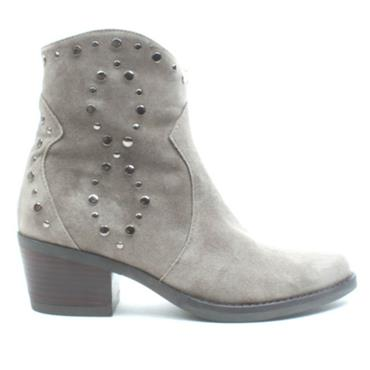 ALPE 4568 ANKLE BOOT - TAUPE